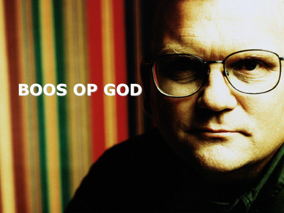 BOOS OP GOD
