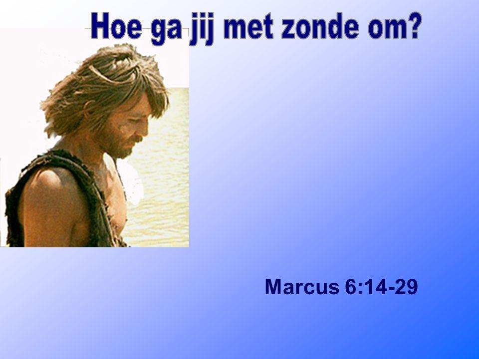 Marcus 6:14-29