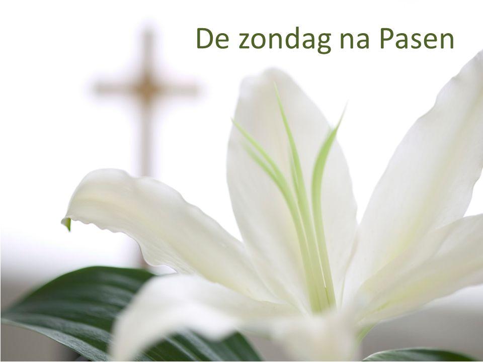 De zondag na Pasen