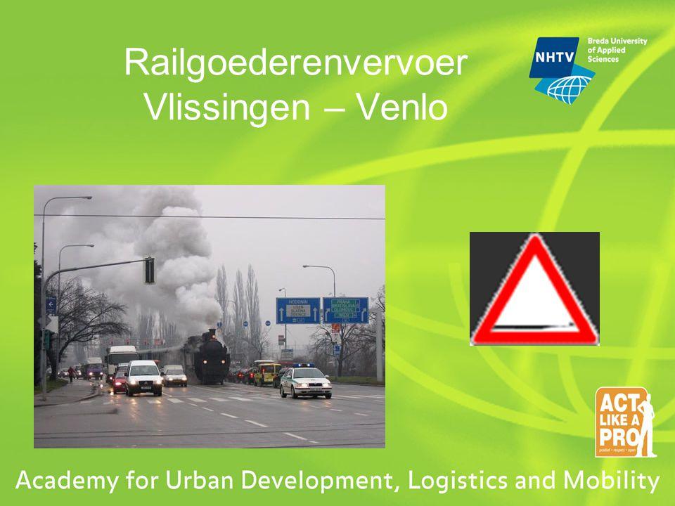 Railgoederenvervoer Vlissingen – Venlo