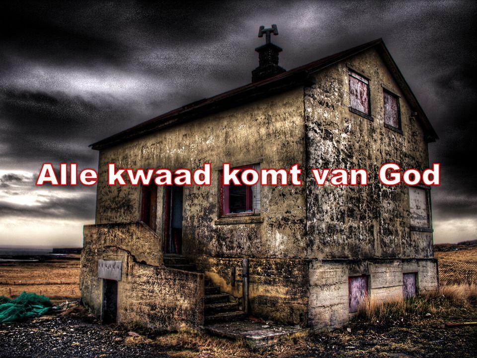 Visie van de duivel op God