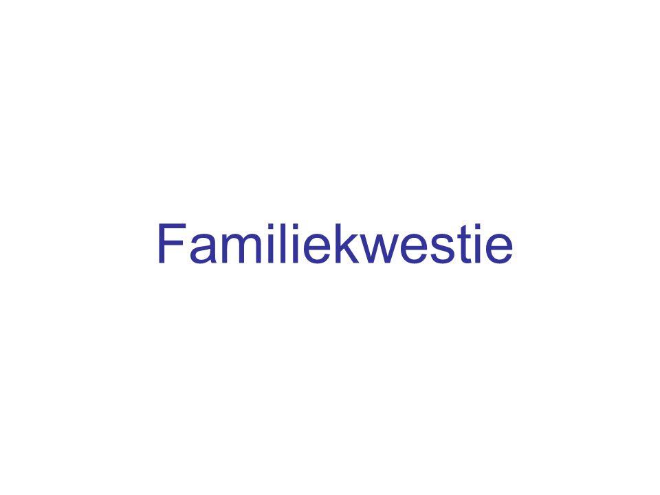 Familiekwestie