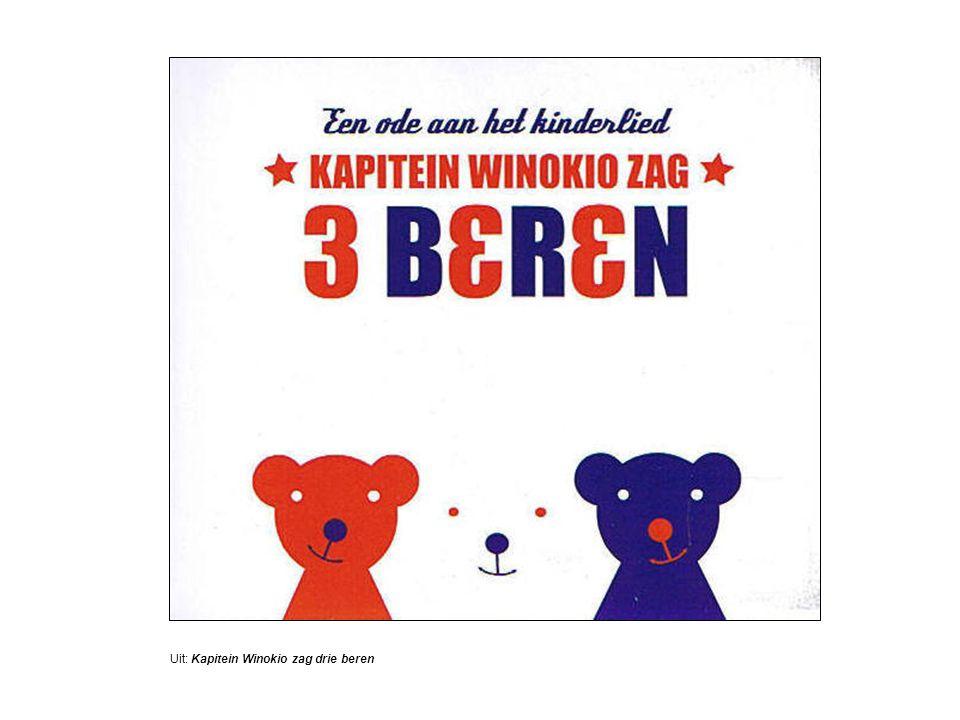 Uit: Kapitein Winokio zag drie beren