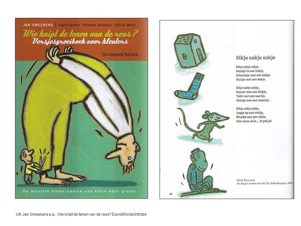 Uit: Jan Smeekens e.a., Wie knipt de tenen van de reus? Davidsfonds/infodok