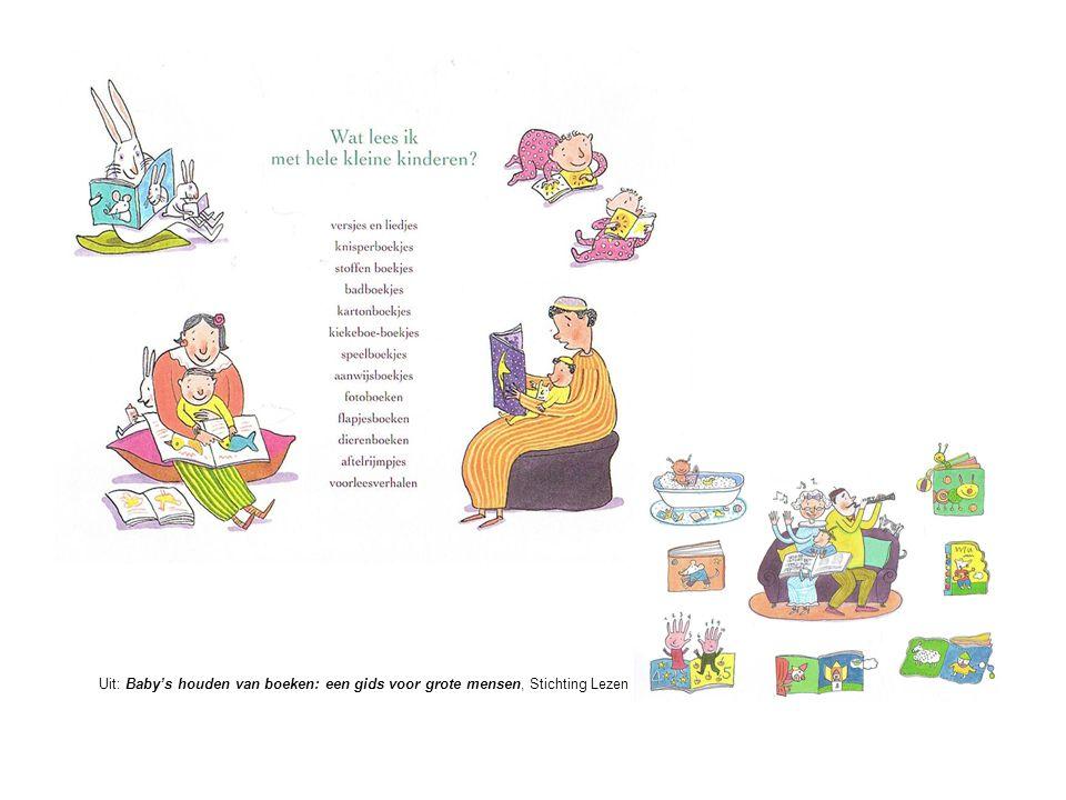 Illustraties Uit: Baby ziet… stippen en bollen, Standaard Uitgeverij