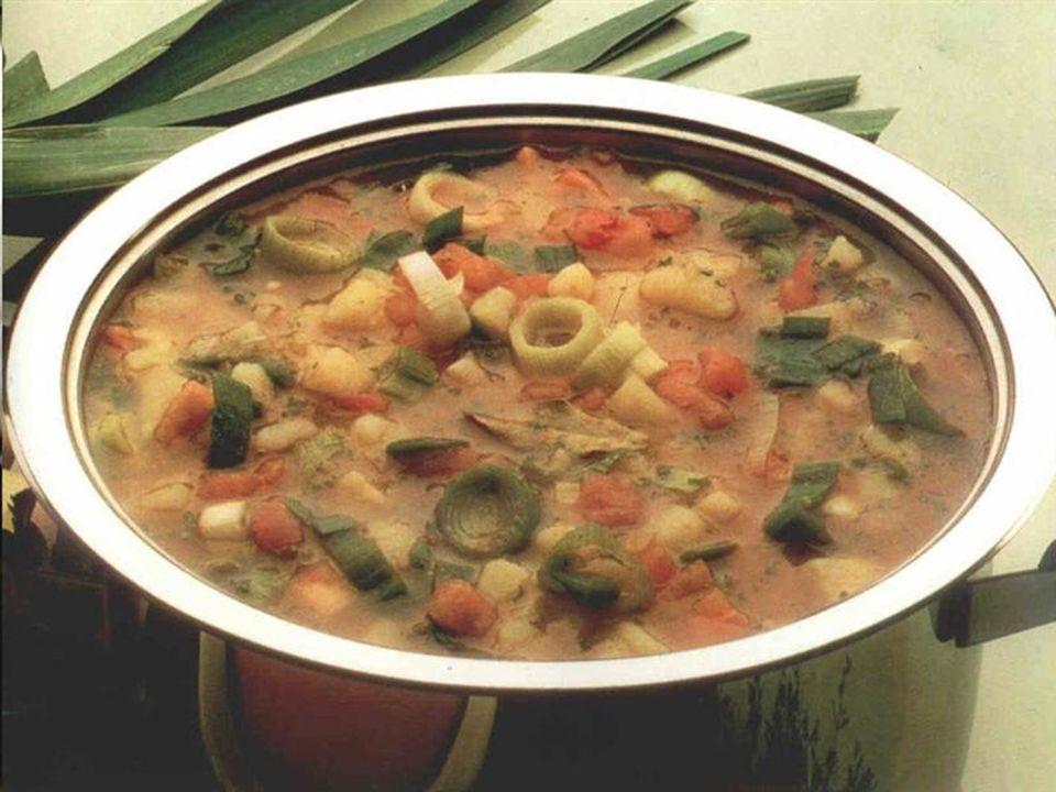 De soep wordt niet zo heet gegeten als dat hij wordt opgediend