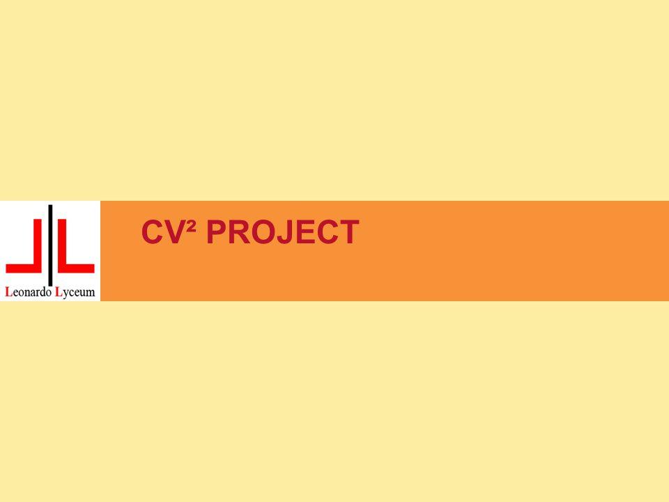 CV² PROJECT