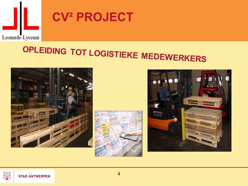 CV² PROJECT CONTRACTEN Document eerste kennismaking Toestemming stage Voorlopig contract Bedankbrieven