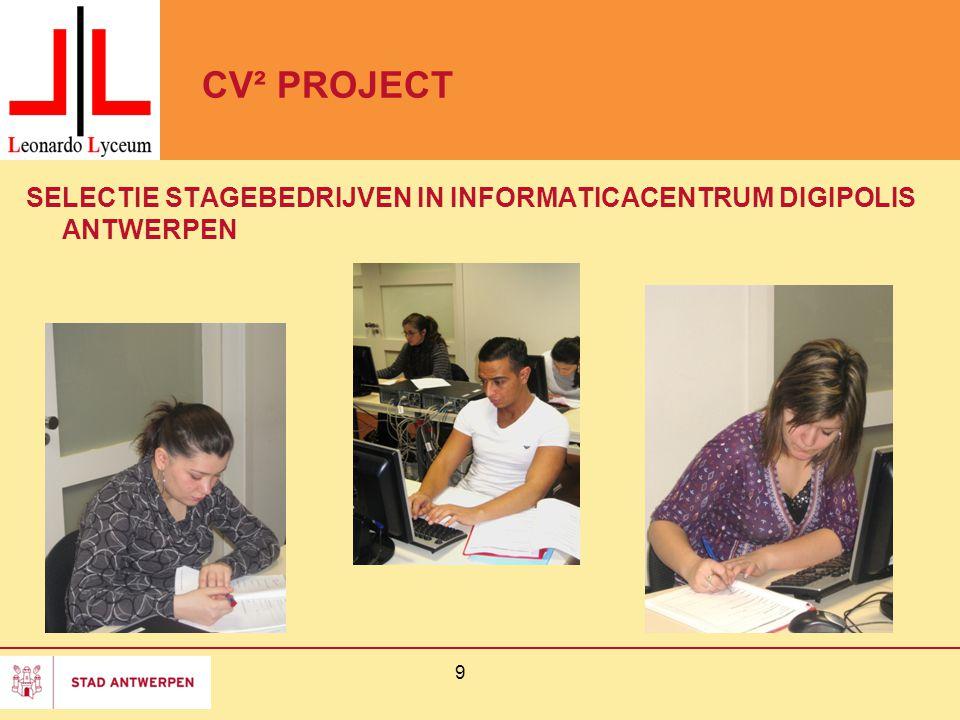 VDAB opleiding -Klantgericht telefoneren -Scripting outboundgesprekken -Integratieoefening telefonisch solliciteren 10