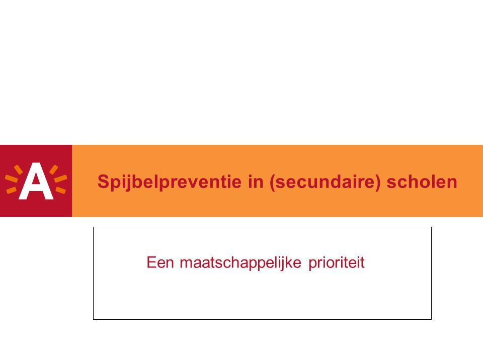 2 Algemeen Onderwijsbeleid Antwerpen -Doel -Verhogen van onderwijskansen voor alle kinderen en jongeren in Antwerpen.