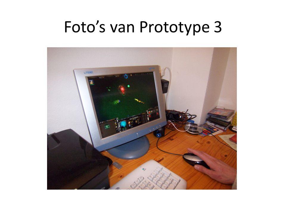 Foto's van Prototype 3