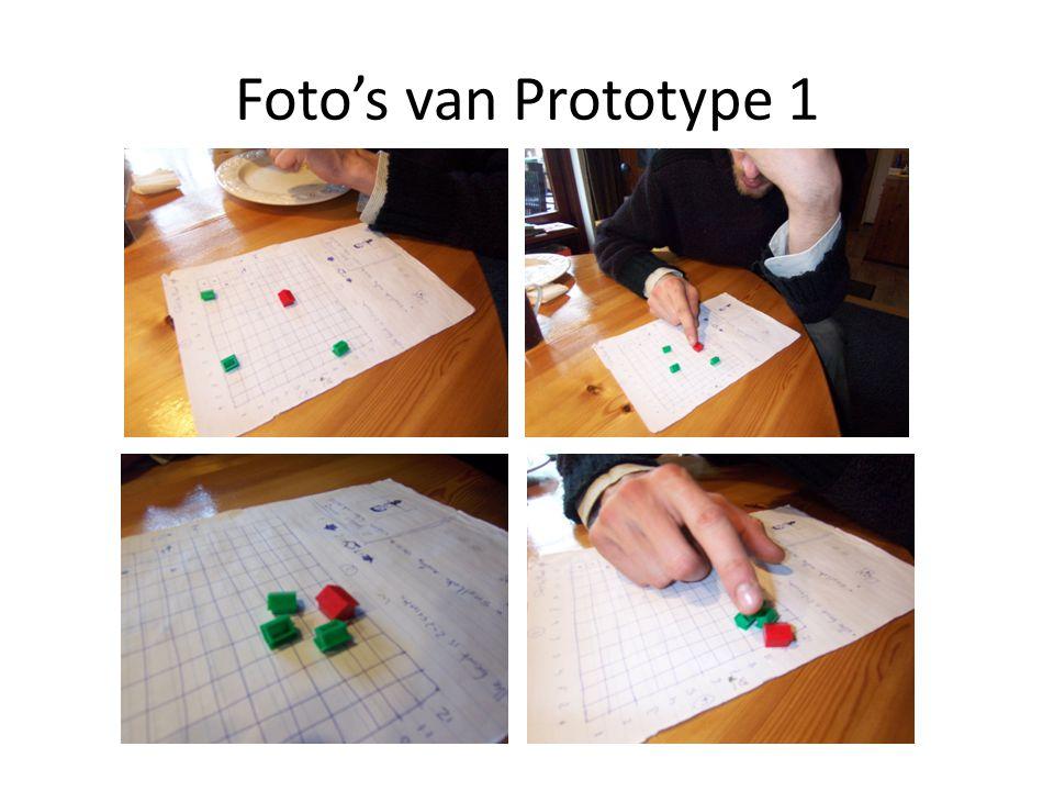 Foto's van Prototype 1