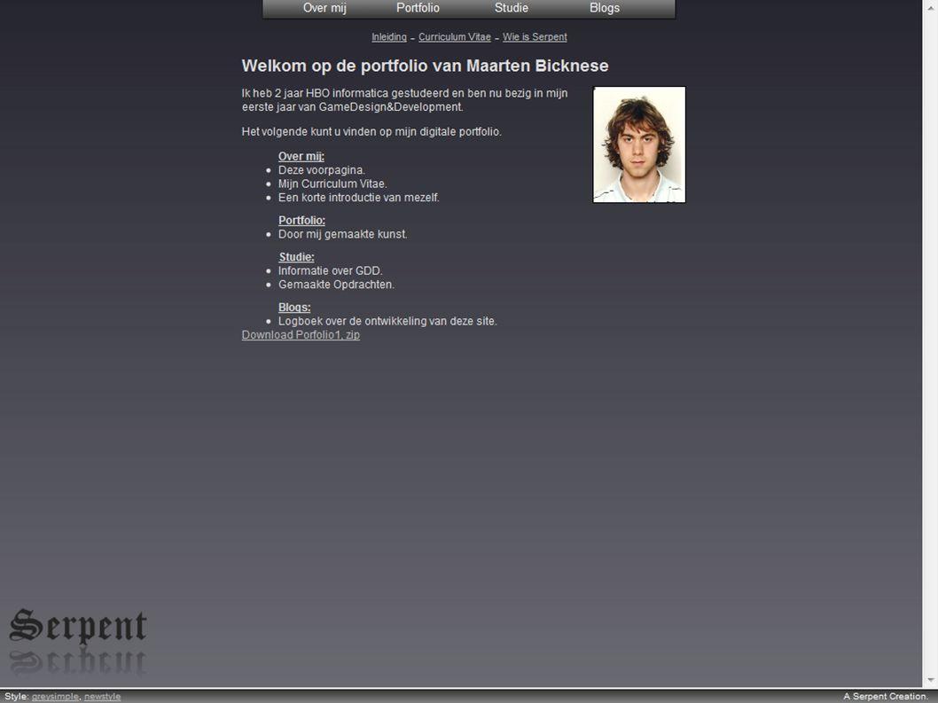 Onvoldoendes: Portfolio 2 Usability Research Fun ADP Medical & Fun Parijsopdracht.