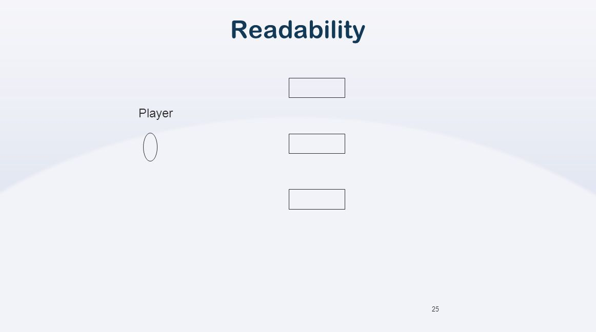 25 Readability Player