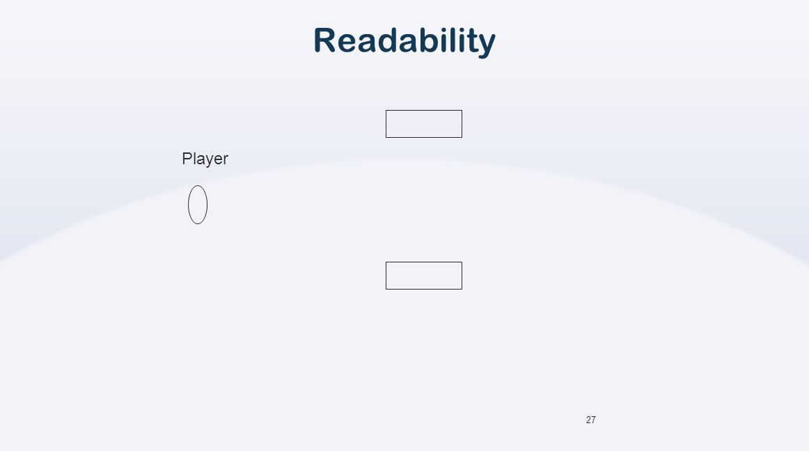 27 Readability Player