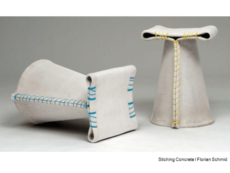 Stiching Concrete l Florian Schmid