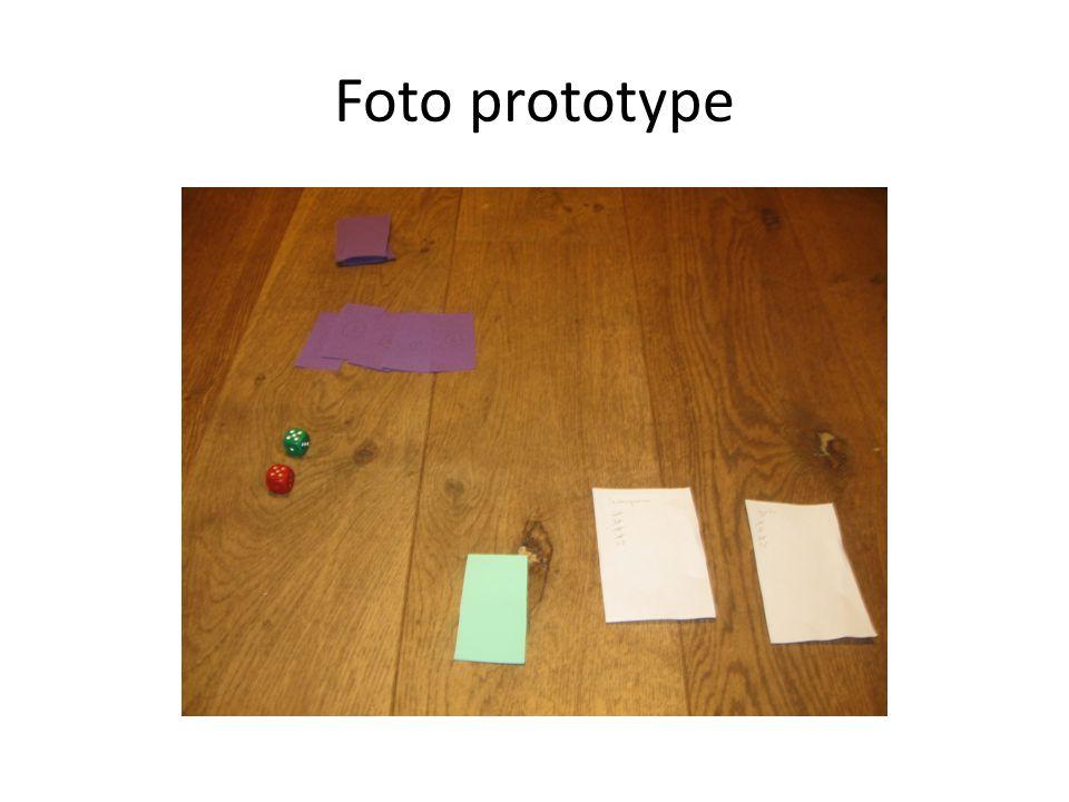 Foto prototype