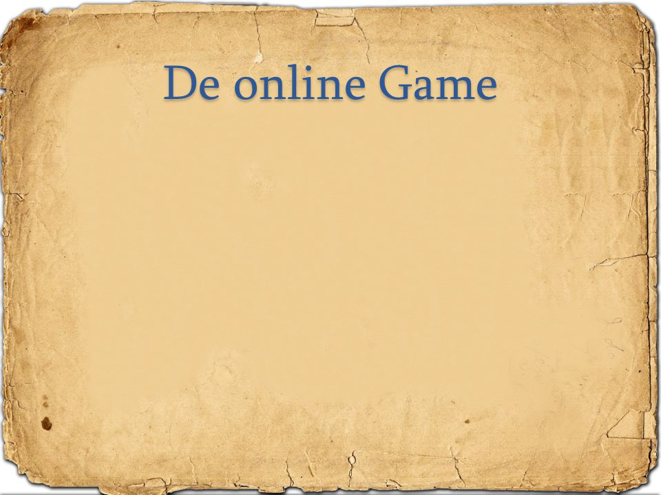 De online Game