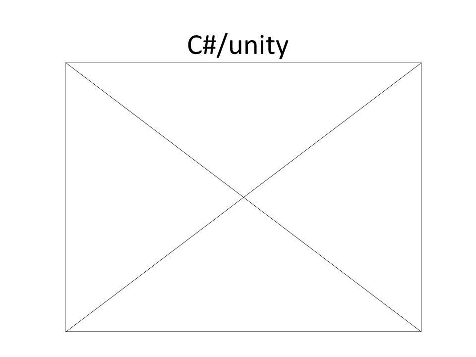 C#/unity