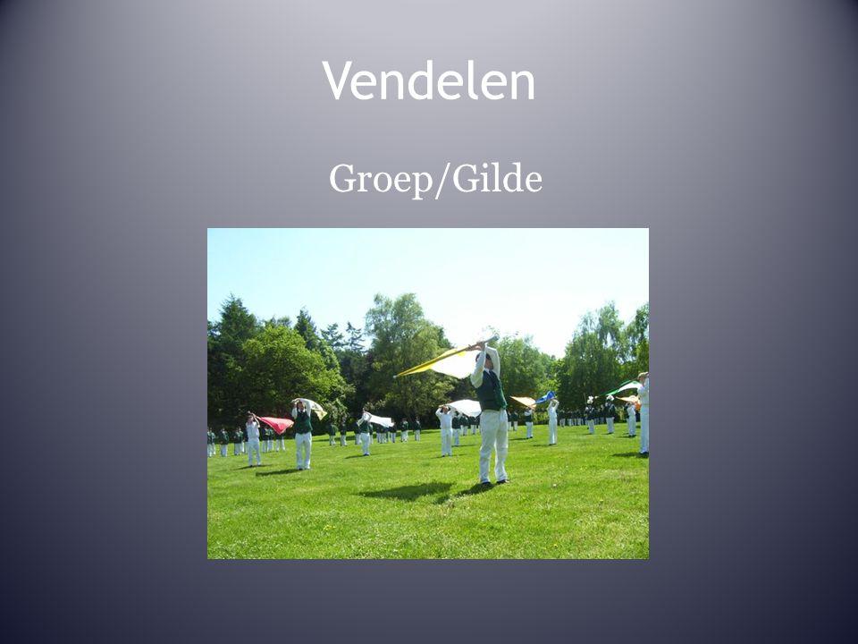 Vendelen Groep/Gilde