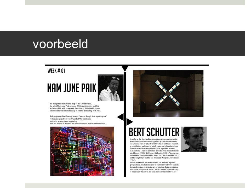 Betekenis  De betekenis van deze website is het combineren van oud en nieuw zodat mensen meer inzicht krijgen in kunst.