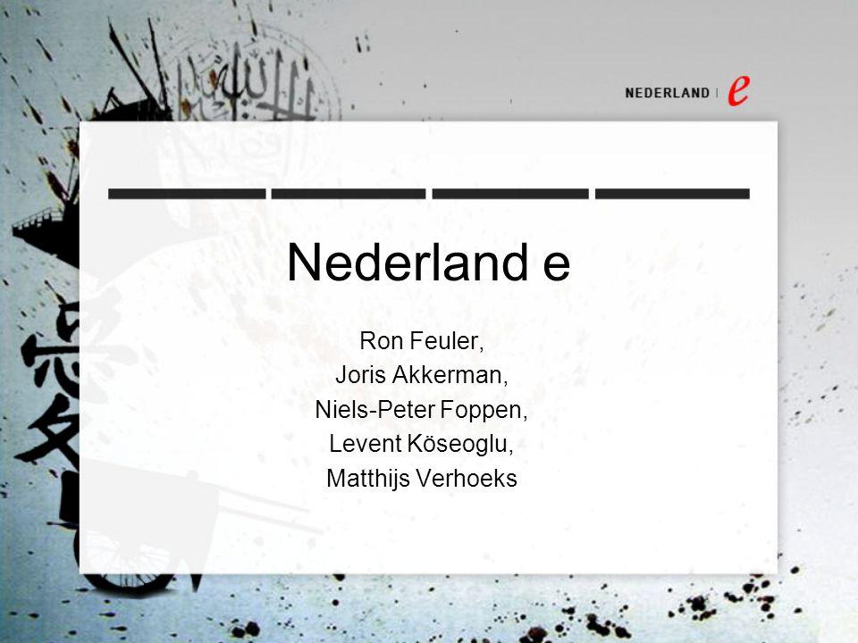 Nederland e Ron Feuler, Joris Akkerman, Niels-Peter Foppen, Levent Köseoglu, Matthijs Verhoeks