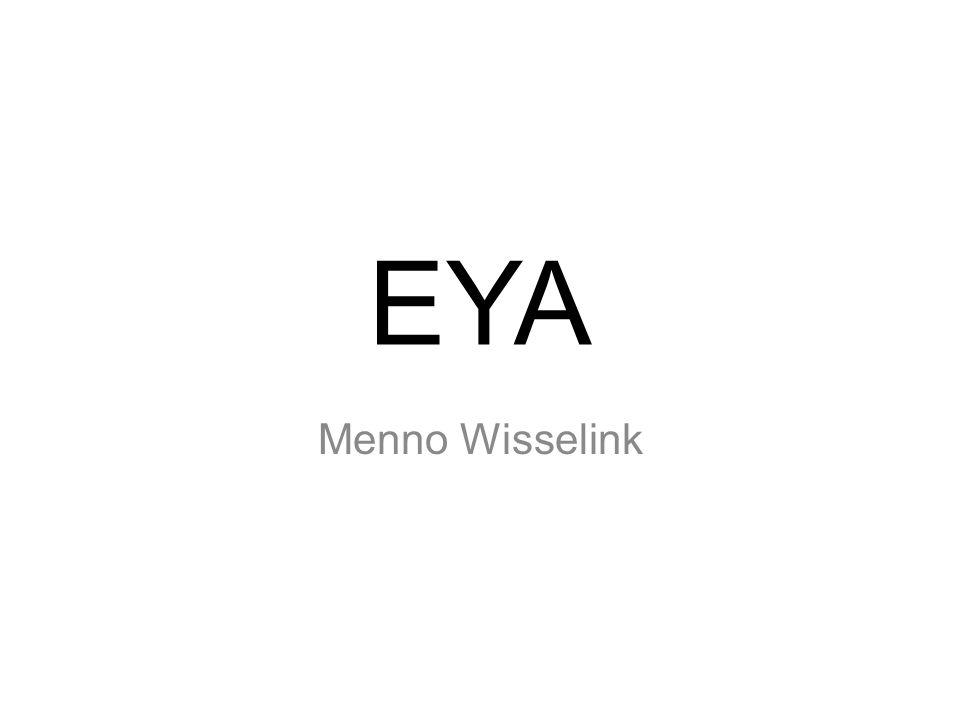 EYA Menno Wisselink