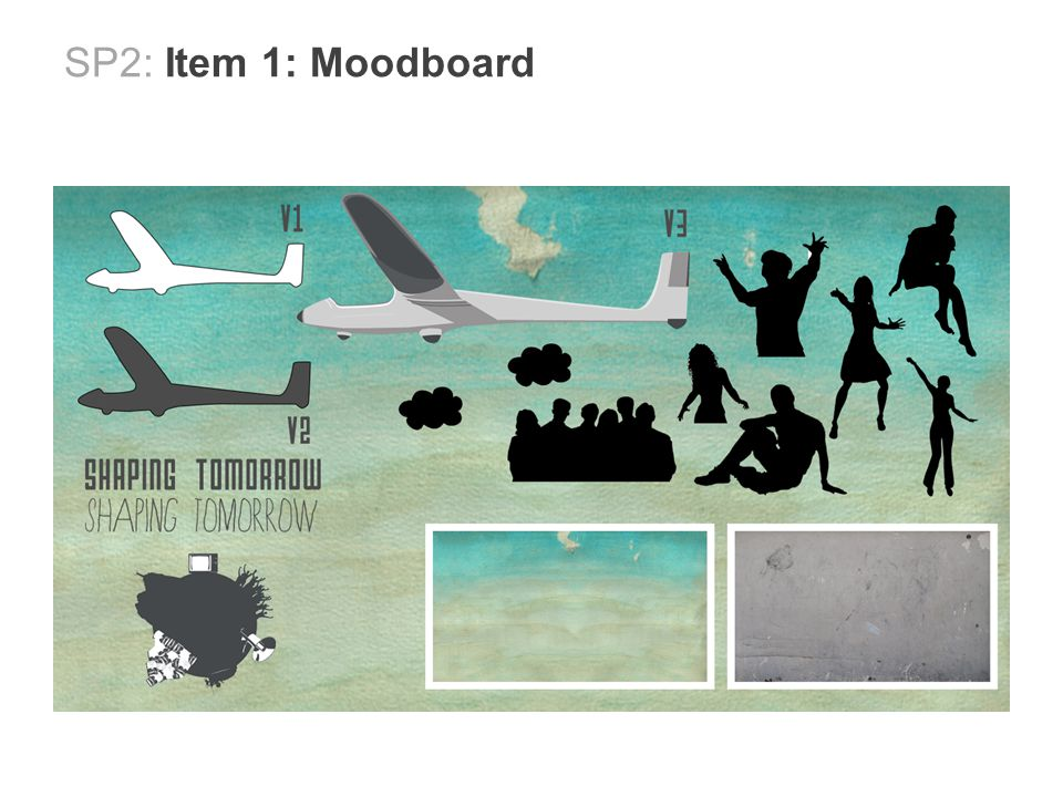 SP2: Item 1: Moodboard