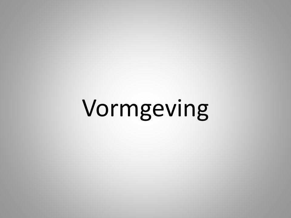 Vormgeving
