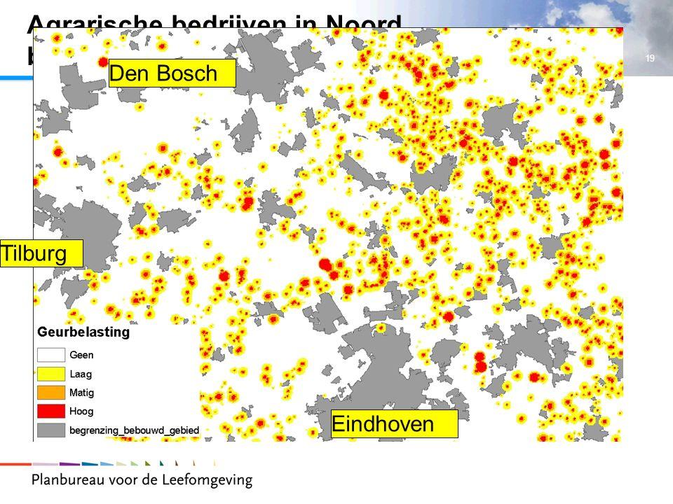 19 Agrarische bedrijven in Noord brabant - Limburg Eindhoven Tilburg Den Bosch