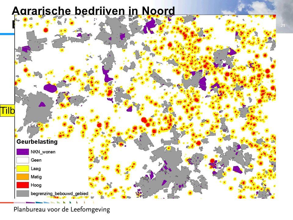 21 Agrarische bedrijven in Noord Brabant - Limburg Eindhoven Tilburg Den Bosch