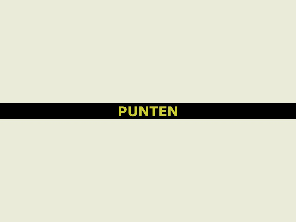 PUNTEN