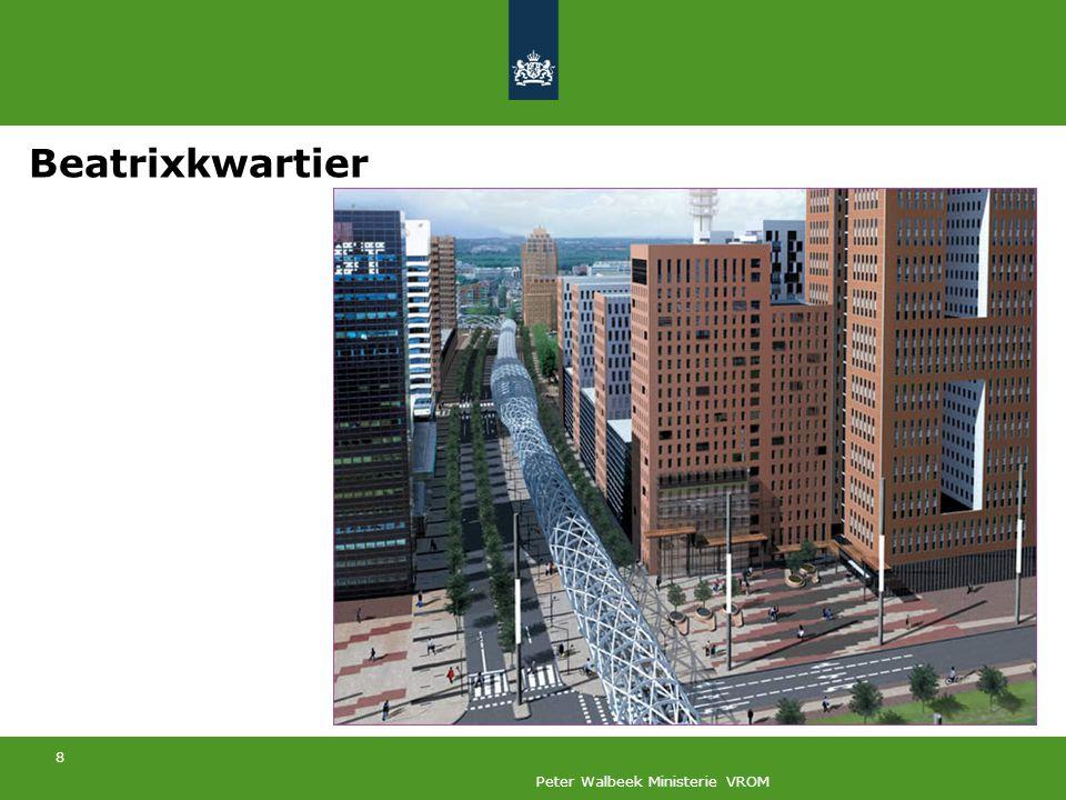 8 Peter Walbeek Ministerie VROM Beatrixkwartier