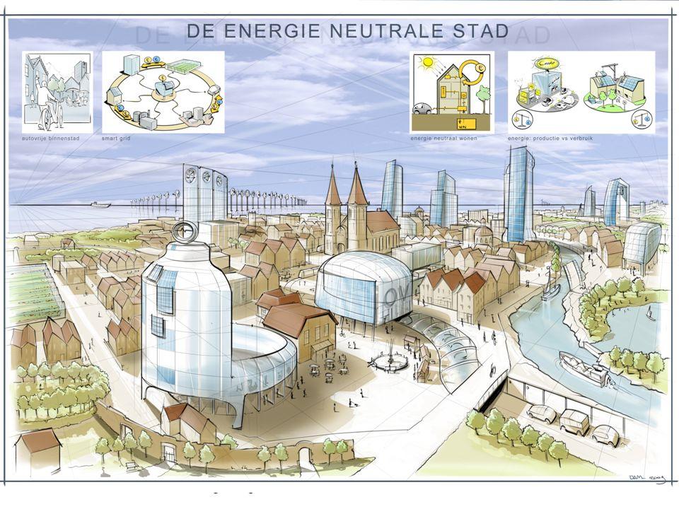 3 Ruimteconferentie 3 november 2009 De energieneutrale stad