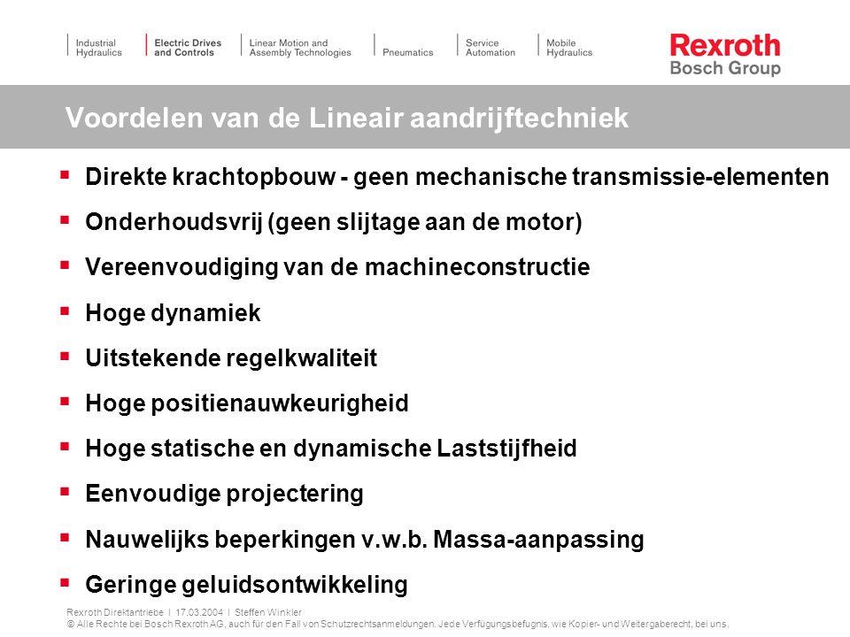 © Alle Rechte bei Bosch Rexroth AG, auch für den Fall von Schutzrechtsanmeldungen.