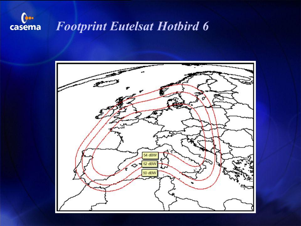 Footprint Astra 1 D
