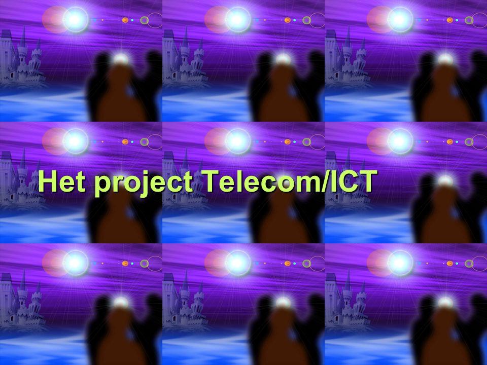 Het project Telecom/ICT