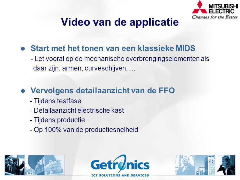Video van de applicatie Start met het tonen van een klassieke MIDS - Let vooral op de mechanische overbrengingselementen als daar zijn: armen, curvesc