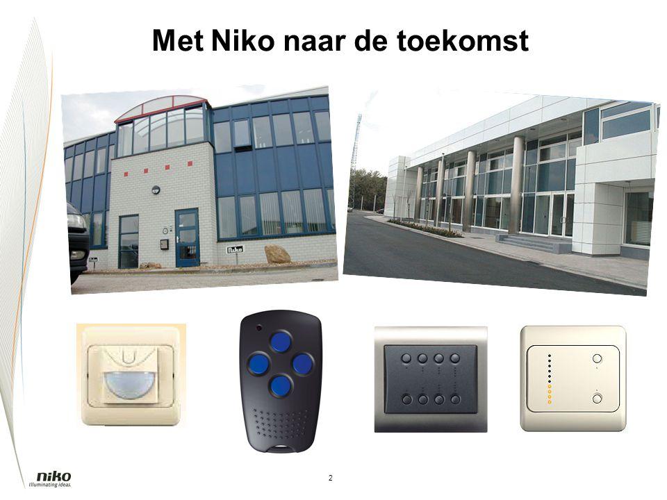 2 Met Niko naar de toekomst