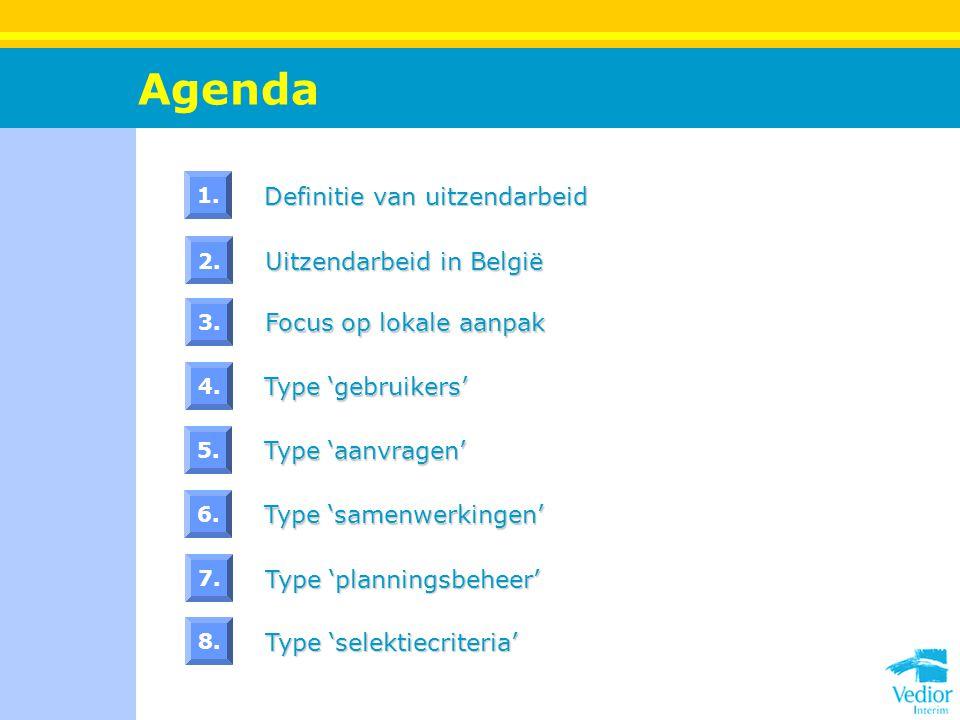 Agenda 3. Focus op lokale aanpak Focus op lokale aanpak 4.