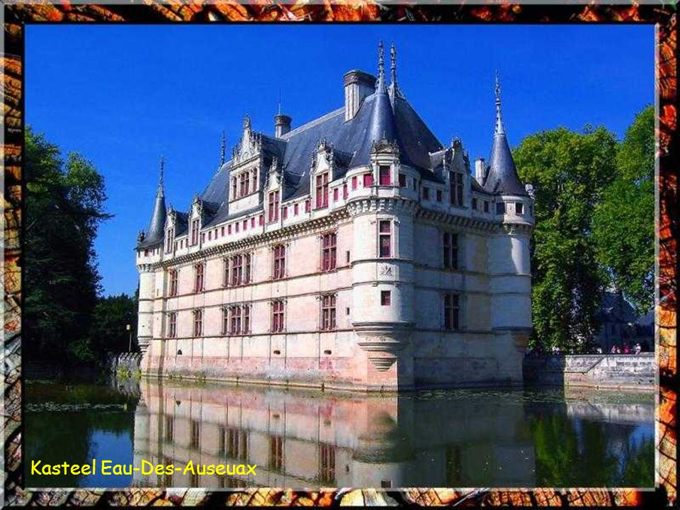 kasteel Chenonceaux, Loire vallei