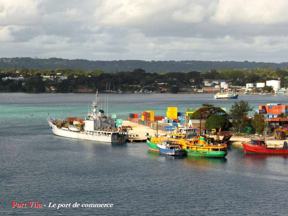 Port Vila - Paradise Cove resort