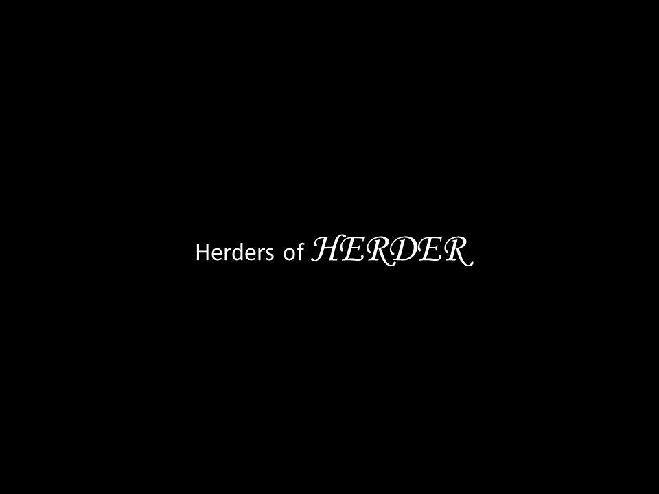 Herders of HERDER