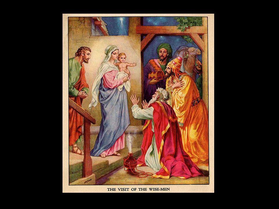 Er is een wijs man voor nodig om tot Christus te komen.