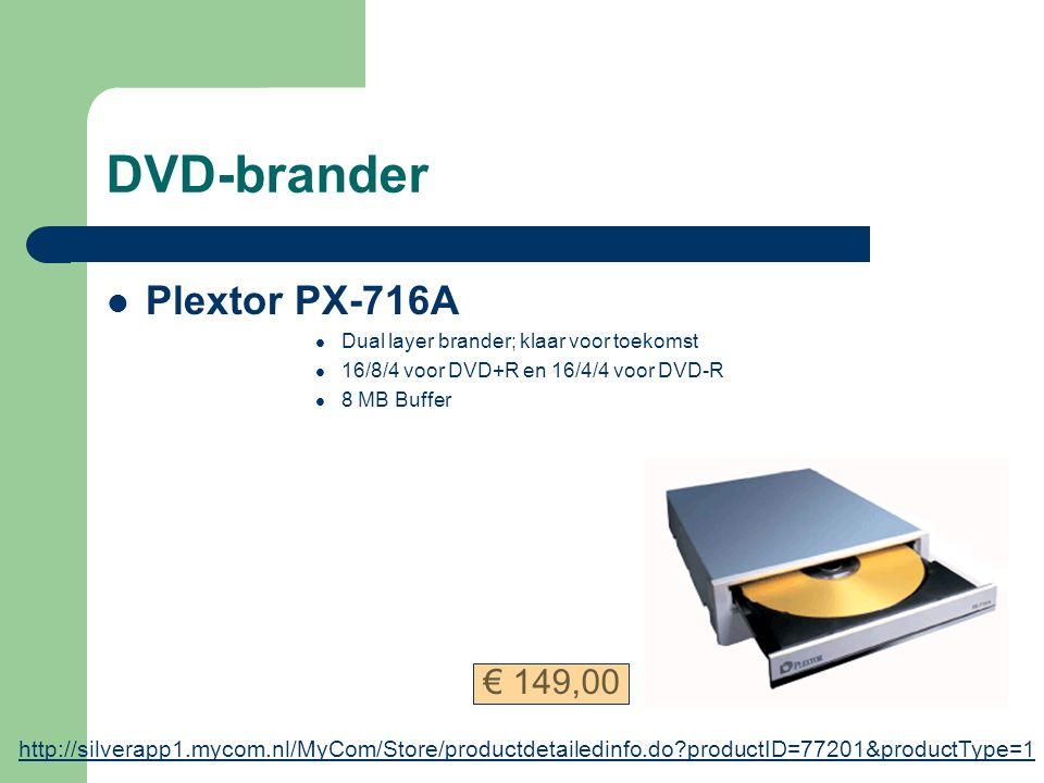 DVD-speler ASUS DVD-E616P1 16x DVD, 48x CD Lage toegangstijden! http://silverapp1.mycom.nl/MyCom/Store/productdetailedinfo.do?productID=50411&productT