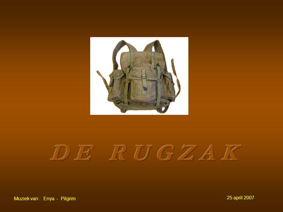 Muziek van : Enya - Pilgrim 25 april 2007