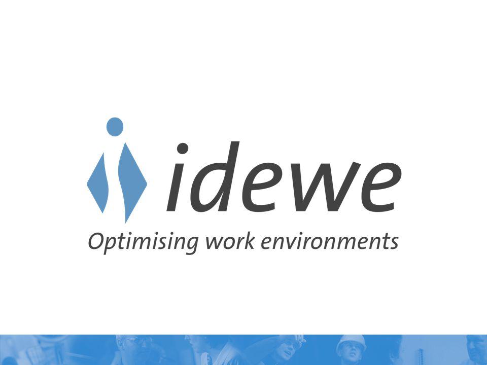 © IDEWE Confidential.Jaarverslag VCLB 2011 Slide 22 Contactgegevens: - Idewe secr.