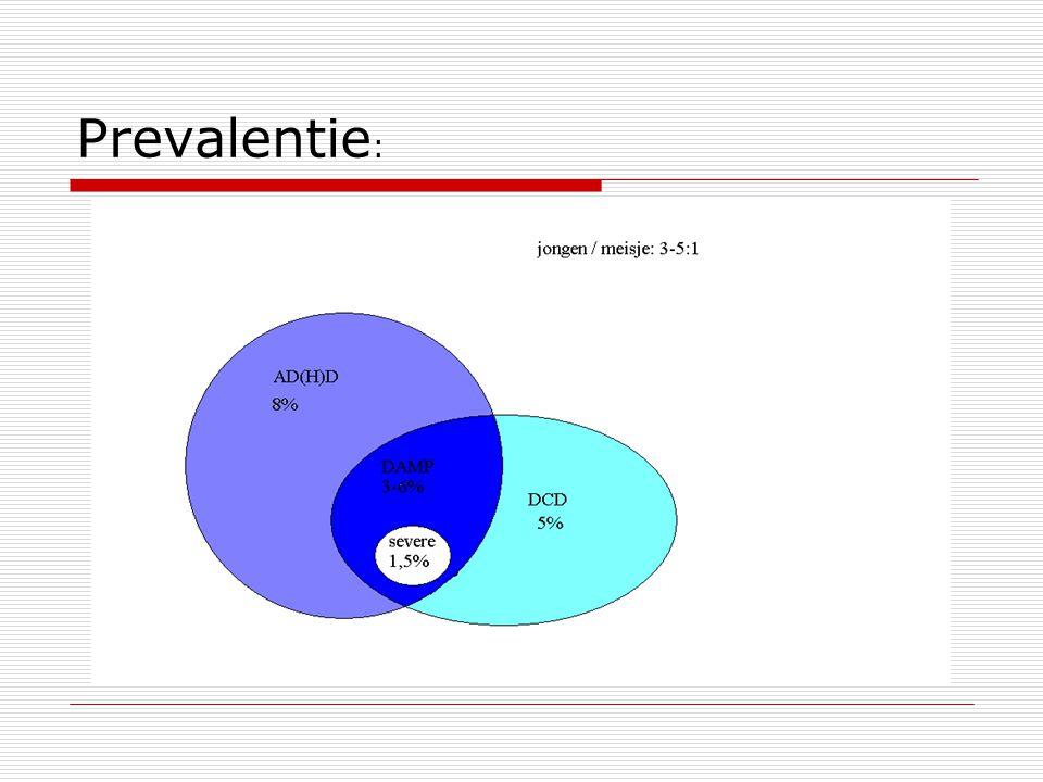 Prevalentie :