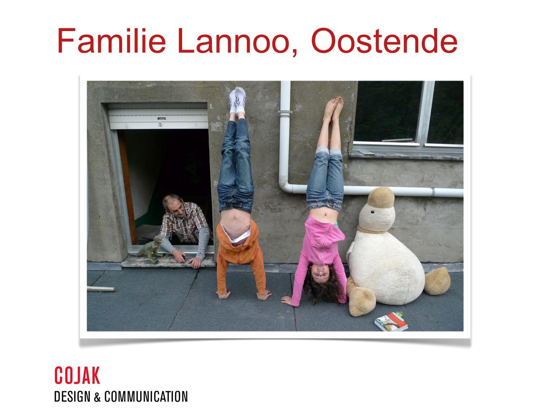 Familie Lannoo, Oostende