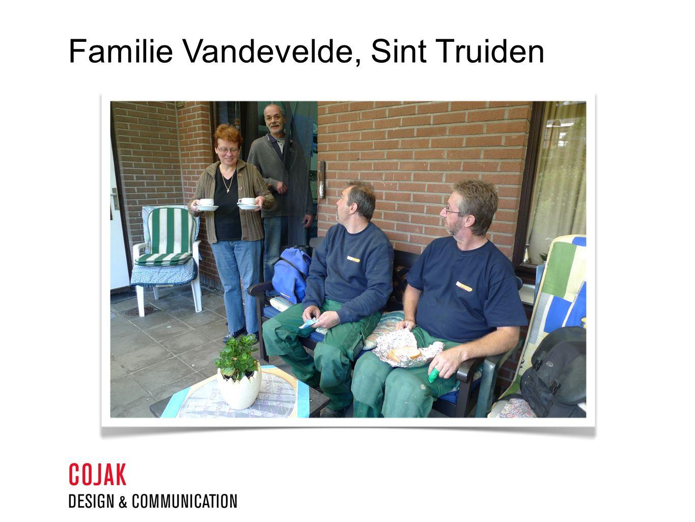 Familie Vandevelde, Sint Truiden